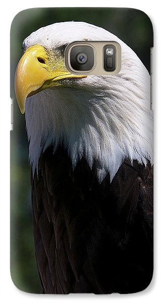 Galaxy Case featuring the photograph Bald Eagle by JT Lewis