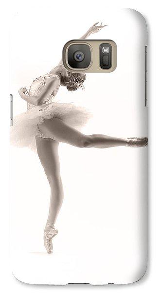 Ballerina Galaxy S7 Case