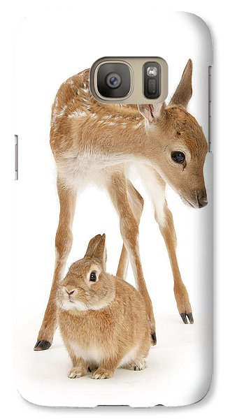 Bambi And Thumper Galaxy S7 Case