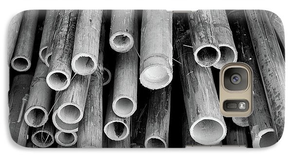 Galaxy Case featuring the photograph Bamboo  by Jingjits Photography