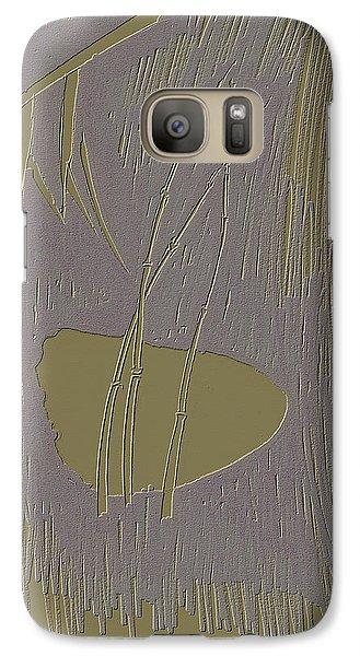Galaxy Case featuring the photograph Bamboo by Viktor Savchenko