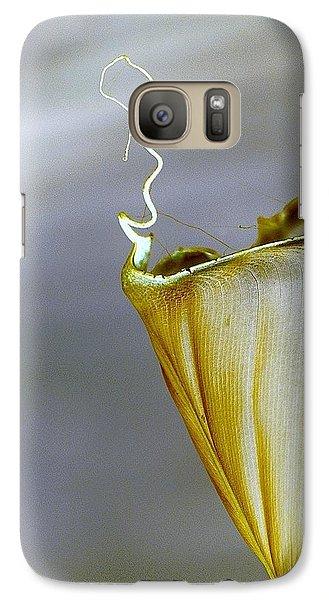 Banana Leaf Galaxy S7 Case