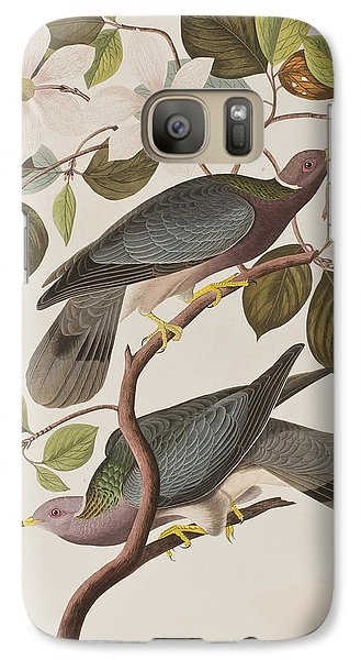 Band-tailed Pigeon  Galaxy S7 Case
