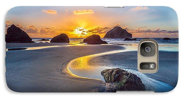 Bandon Face Rock Galaxy S7 Case