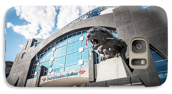 Bank Of America Stadium Carolina Panthers Photo Galaxy S7 Case