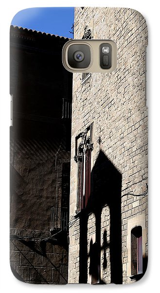 Galaxy Case featuring the photograph Barcelona 2 by Andrew Fare