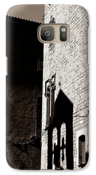 Galaxy Case featuring the photograph Barcelona 2b by Andrew Fare