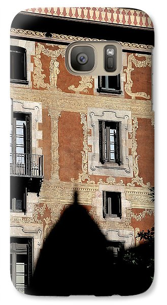 Galaxy Case featuring the photograph Barcelona 3 by Andrew Fare