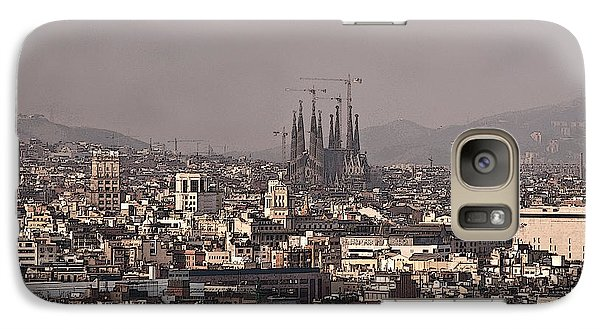Barcelona Galaxy S7 Case