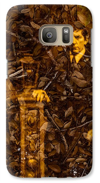 Galaxy Case featuring the photograph Barnabas by Randy Sylvia