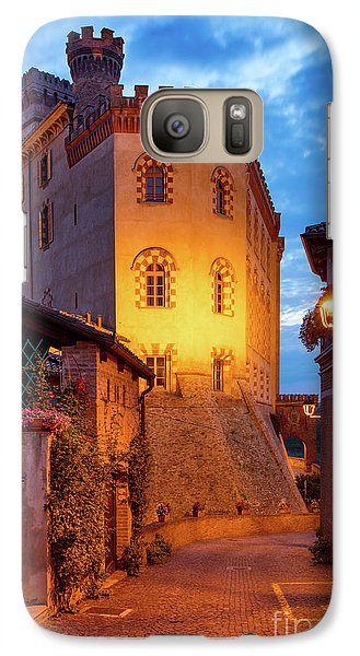 Galaxy Case featuring the photograph Barolo Morning by Brian Jannsen