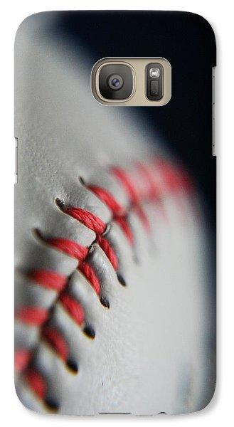 Baseball Fan Galaxy S7 Case