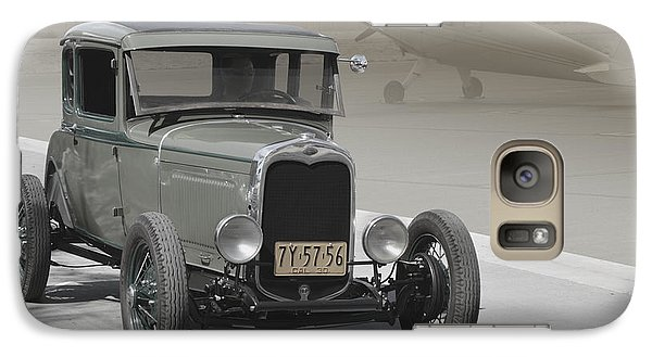 Galaxy Case featuring the photograph Basic 1930 Ford by Bill Dutting