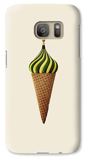 Basil Flavoured Galaxy S7 Case