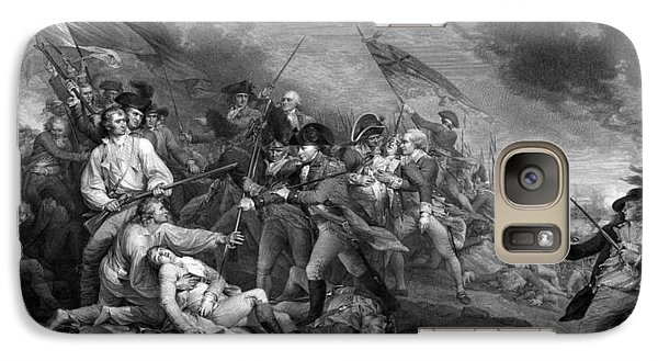 Battle Of Bunker Hill Galaxy S7 Case