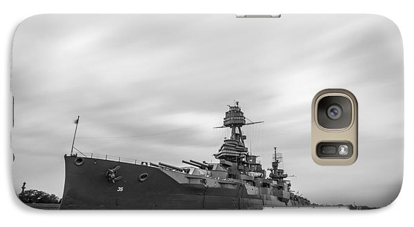 Battleship Texas Galaxy S7 Case