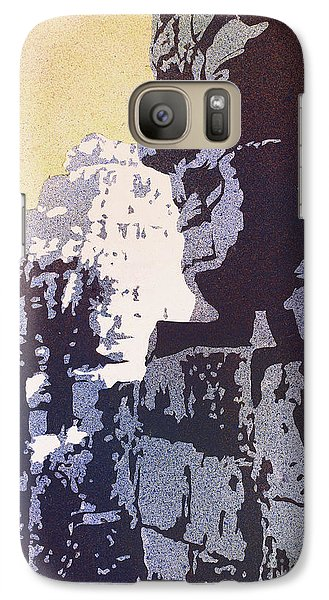 Galaxy Case featuring the painting Bayon Temple- Angkor Wat, Cambodia by Ryan Fox