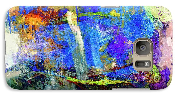 Galaxy Case featuring the painting Bayou Teche by Dominic Piperata