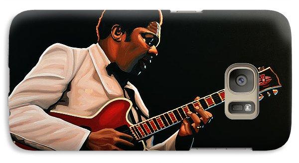 Eric Clapton Galaxy S7 Case - B. B. King by Paul Meijering