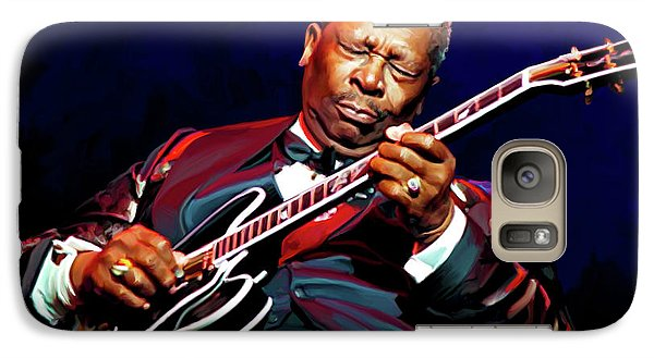 Bb King Galaxy S7 Case