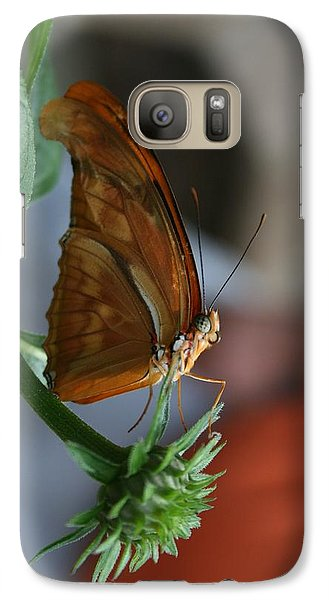 Galaxy Case featuring the photograph Be Happy by Cathy Harper