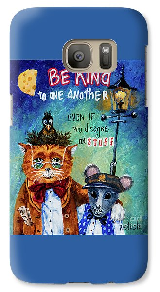 Be Kind Galaxy S7 Case