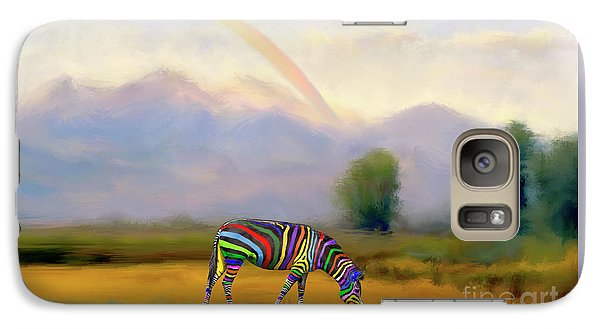 Galaxy Case featuring the photograph Be Transformed By The Renewal Of Your Mind by Bonnie Barry