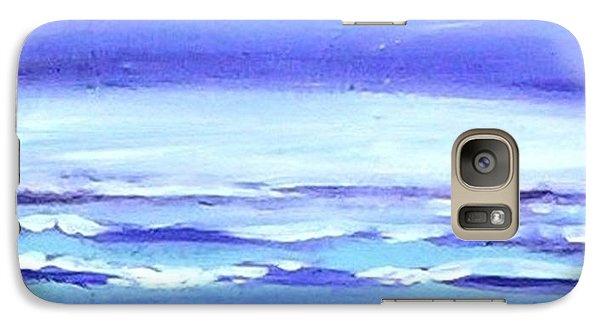 Beach Dawn Galaxy S7 Case
