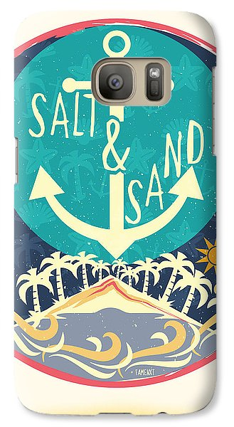 Beach Galaxy S7 Case