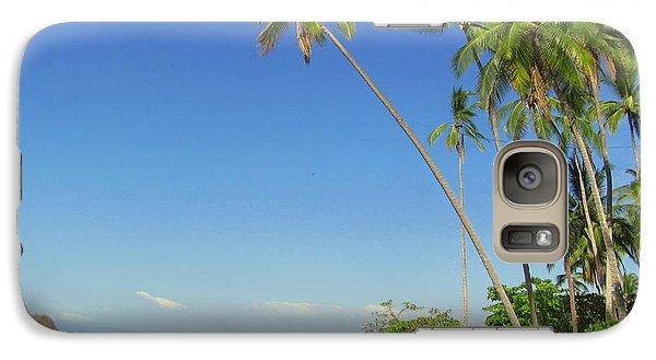 Galaxy Case featuring the photograph Beach by Irina Hays
