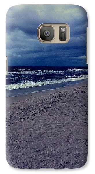 Galaxy S7 Case - Beach by Kristina Lebron