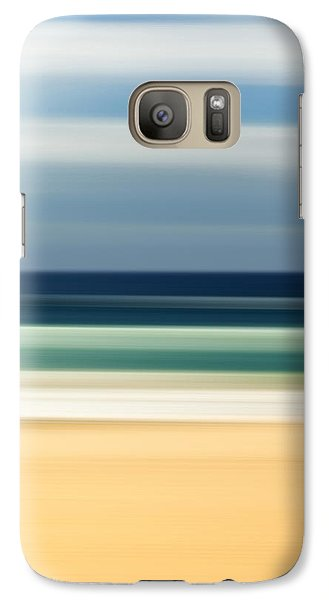 Colours Galaxy S7 Case - Beach Pastels by Az Jackson