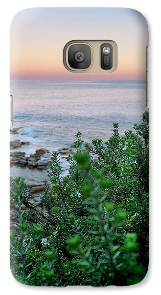 Featured Images Galaxy S7 Case - Beach Retreat by Az Jackson