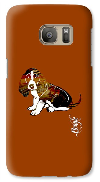 Beagle Collection Galaxy Case by Marvin Blaine