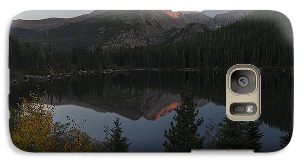 Bear Lake Galaxy S7 Case by Gary Lengyel