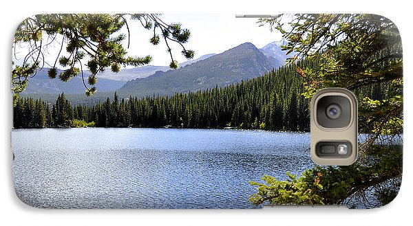 Galaxy Case featuring the photograph Bear Lake Rmnp by Nava Thompson
