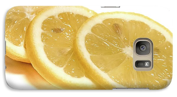 Galaxy Case featuring the photograph Beat The Heat With Refreshing Fruit by Nick Mares