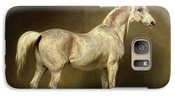 Horse Galaxy S7 Case - Beatrice by Carl Constantin Steffeck