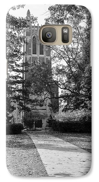 Galaxy Case featuring the photograph Beaumont Tower by Larry Carr