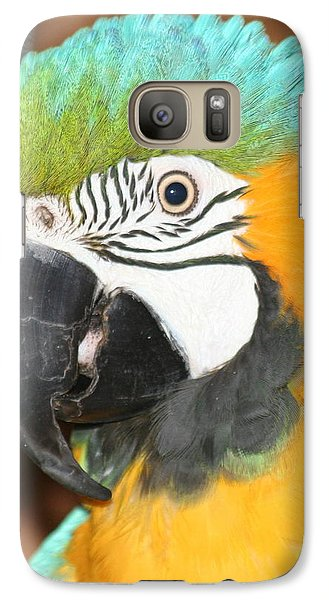 Galaxy Case featuring the photograph Beautiful Bird by Diane Merkle