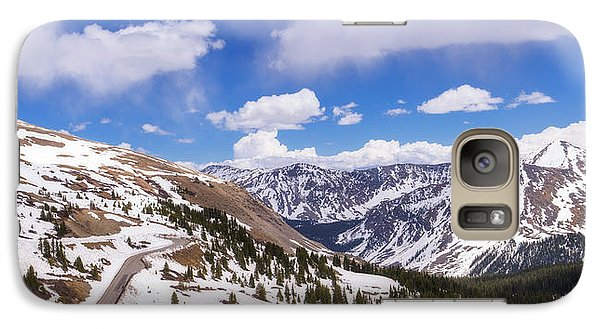 Galaxy Case featuring the photograph Beautiful Cottonwood Pass by Tim Reaves