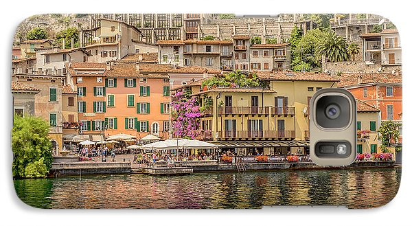 Galaxy Case featuring the photograph Beautiful Italy by Roy McPeak