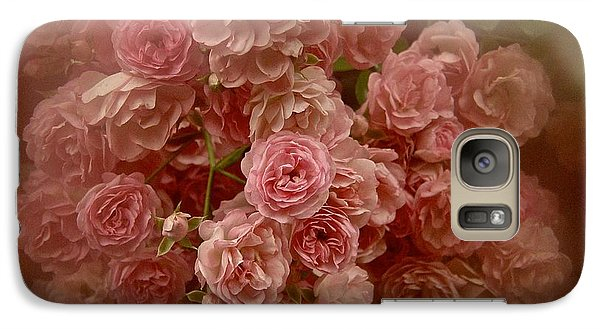 Galaxy Case featuring the photograph Beautiful Roses 2016 No. 3 by Richard Cummings