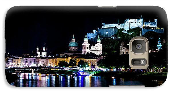 Galaxy Case featuring the photograph Beautiful Salzburg by David Morefield