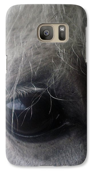 Galaxy Case featuring the photograph Beautiful Spirit by Cheryl Perin
