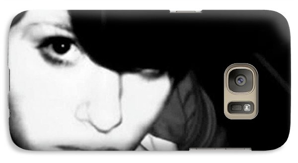 Galaxy Case featuring the photograph Beauty by Jane Autry
