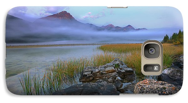 Galaxy Case featuring the photograph Beauty Creek Dawn by Dan Jurak