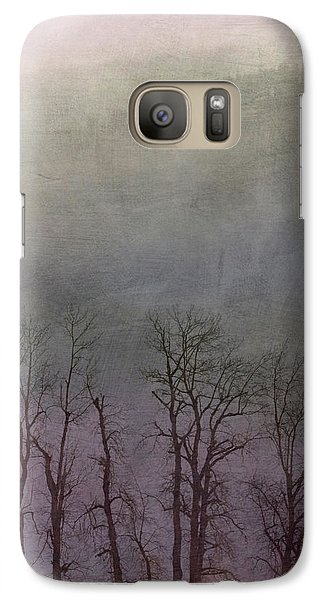 Galaxy Case featuring the photograph Beauty In The Wind by Angie Vogel