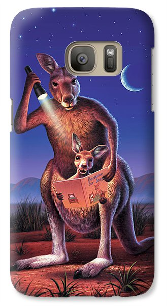 Bedtime For Joey Galaxy S7 Case
