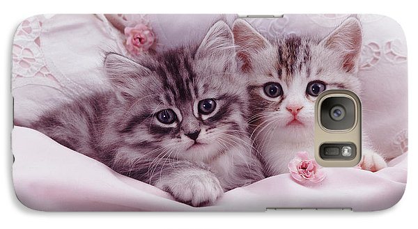 Bedtime Kitties Galaxy S7 Case